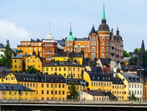 Mlarpalatset  - the most expensive residential building in Stockholm Sweden