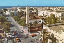 Mogadishu before the Somali Civil War