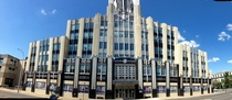 Mohawk Power Building in Syracuse Quite an example of Art Deco