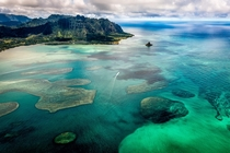 Mokolii Hawaii by Eric Esterle  xpost from rSeaPorn
