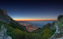 Monaco Sunrise - WOW