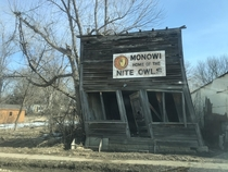 Monowi NE Smallest town in the USA with one resident