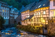 Monschau Germany Beauty amp Heritage Matters