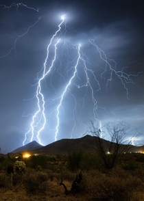 Monsoon Season --Arizona