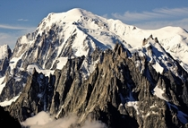 Mont Blanc Graian Alps France