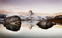 Mont Cervin The Matterhorn photo by Bertrand Monney x