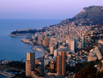 Monte Carlo Monaco the city-state with the highest population concentration in the world