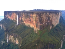 Monte Roraima - Venzuela the inspiration for the movie Up  by Islam Shoman
