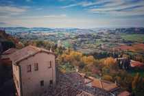 Montepulciano- Tuscany Itlay One of the most beautiful places Ive ever been to