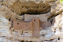 Montezuma Castle Arizona -