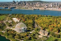 Montreal and Parc Jean-Drapeau