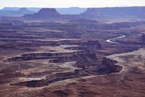 Monument Basin Canyonlands National Park x  This weird desolate place left such an inexplicable impression on me