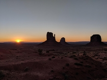Monument Valley Rise