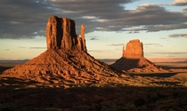 Monument Valley Sunset UT