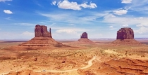 Monument Valley Utah just wonderful to see it in person
