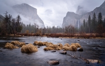 Moody Yosemite is the best Yosemite especially with no crowds in sightxpjphotoscapes