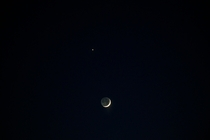 Moon-Venus conjunction December   OC