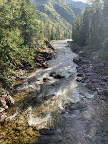 Moose Creek ID