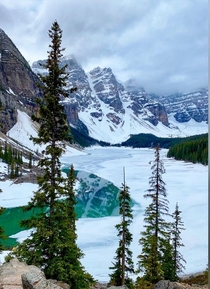 Moraine Lake AB I missed the thawed out lake by a couple of weeks but what an incredible experience this was