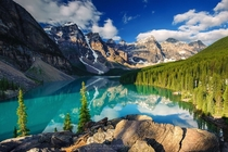 Moraine Lake Banff Canada   Pete Piriya