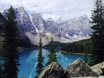 Moraine Lake Banff National Park AB Canada