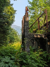 More abandon structures in Alaska