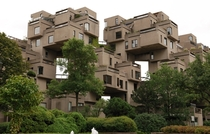 More Brutalism Anyone Habitat  Designed by Moshe Safdie