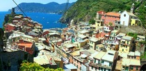 More Cinque Terre The village of Vernazza