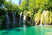 More of Croatia has some of the most beautiful waterfalls in the world Plitvicka National Park