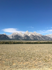 More Tetons very underrated place