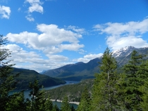 More Washington -- Diablo Lake in the North Cascades