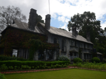 Morgan House - Kalimpong India - British colonial architecture built by English jute baron Mr George Morgan - s - Presumed Haunted by Lady Morgan