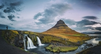 Morning at Kirkjufell Iceland