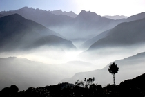 Morning Mists Nepal