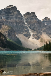 Morraine Lake is absolutely stunning by Alym Amlani