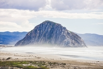 Morro Rock California