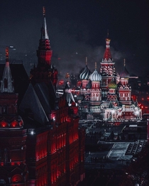 Moscow - The Red Jewel of Russia
