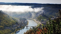 Mosel Wine Region Germany