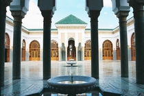 Mosque Mohammed VI Morocco