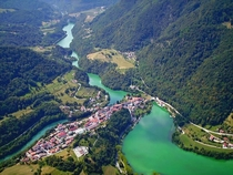 Most na Soi Slovenia  Photo by Richard Fritz