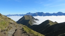 Most stunning hike Ive ever been on Kepler Track New Zealand