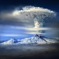 Mount Ararat eruption Turkey