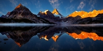 Mount Assiniboine British Columbia Canada   Doug Solis