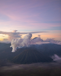 Mount Bromo East Java Indonesia