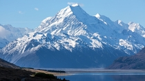 Mount Cook By Oliver Bttner