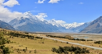 Mount Cook National Park - New Zealand