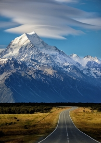Mount Cook New Zealand - Trey Ratcliff