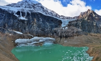 Mount Edith Cavell in all her glory Jasper AB