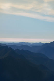 Mount Ellinor in Olympic National Park