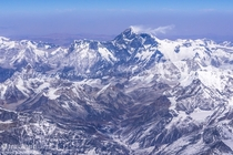 Mount Everest by Travelure